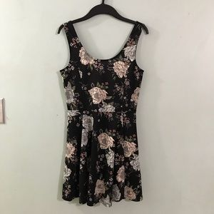 H&M Skater Dress Floral